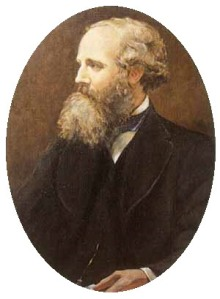 James Clerk Maxwell - (1831-1879). Físico escocés.